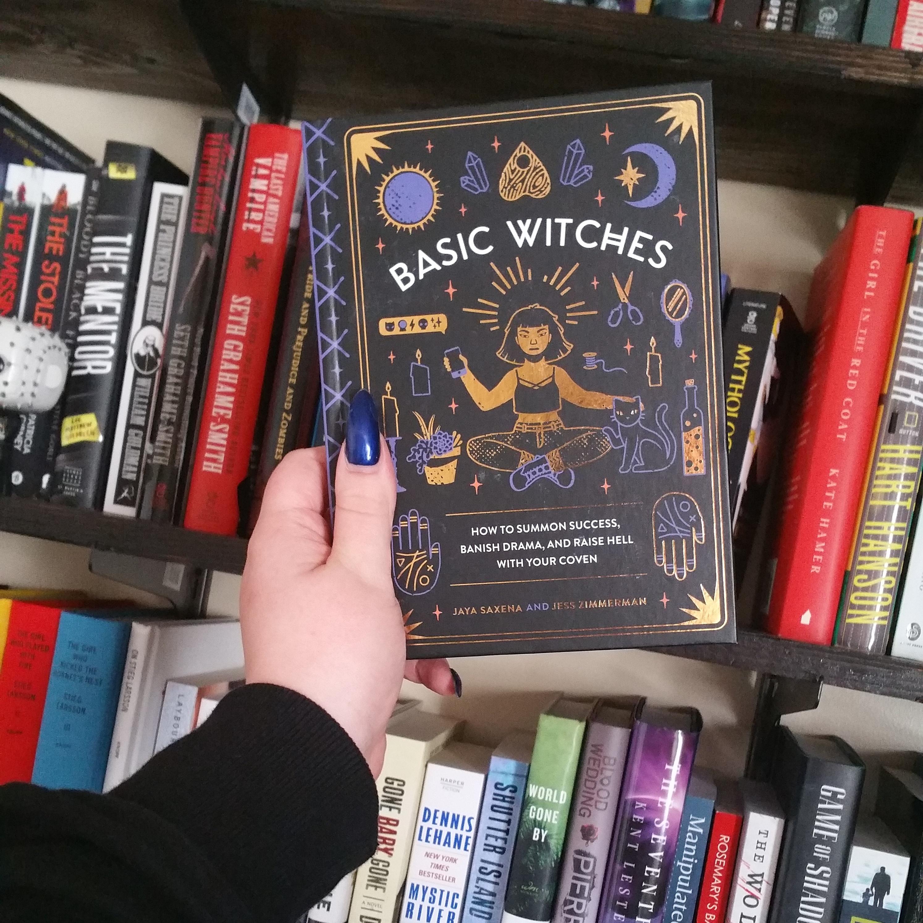 Jaya Saxena — Basic Witches