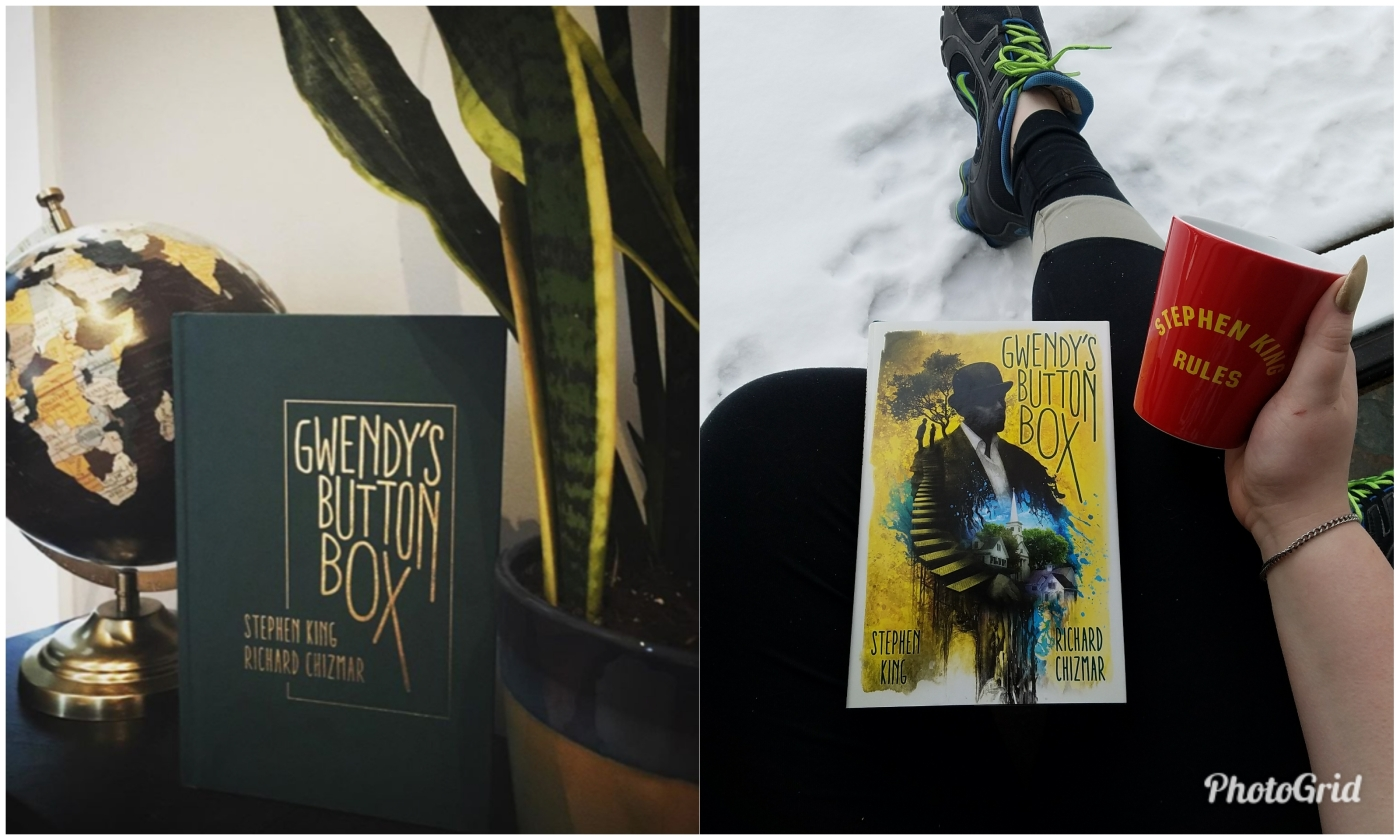 Allthebookreviews Gwendys Button Box By Stephen King Richard Chizmar