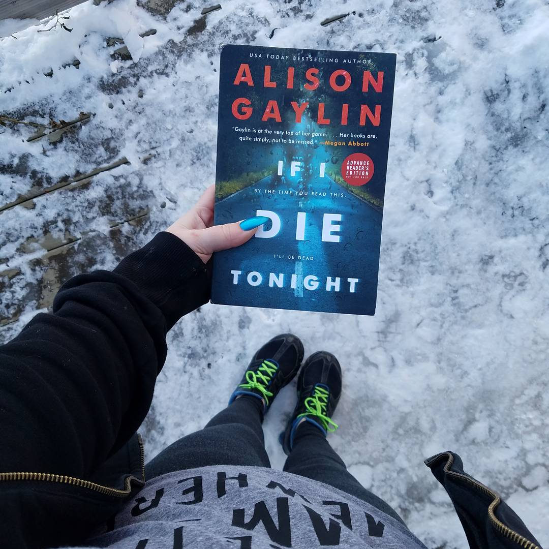 Image result for if i die tonight alison gaylin