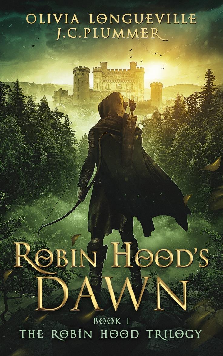 Robins Hood's Dawn Book Cover(1)