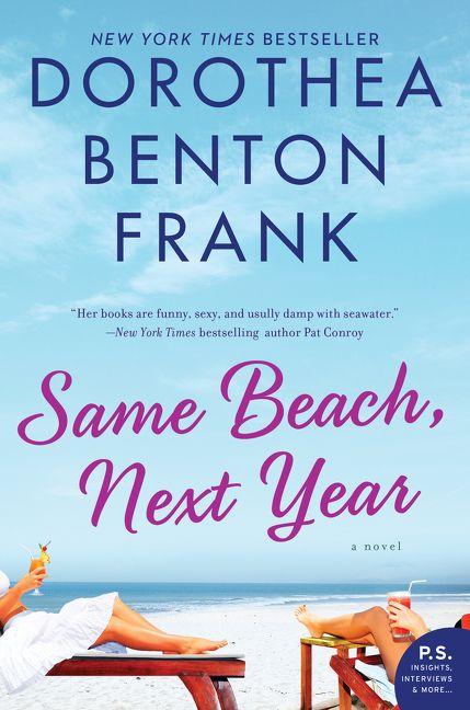 Same Beach, Next Year PB cover