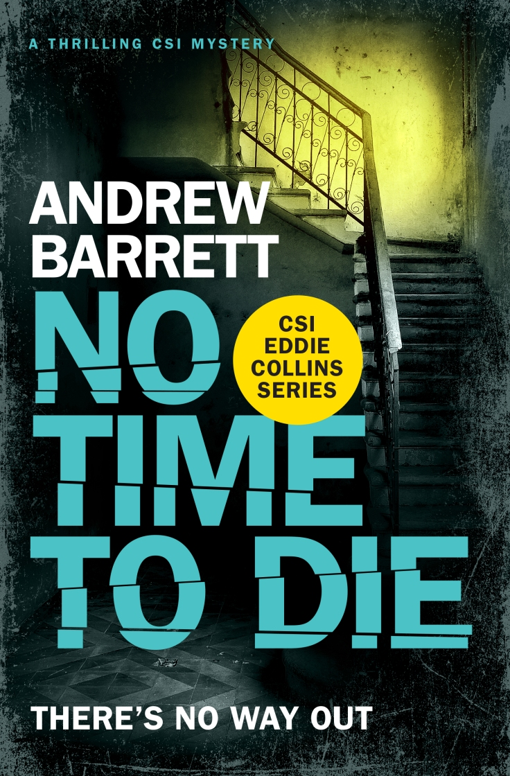 Andrew Barrett - No Time To Die_cover
