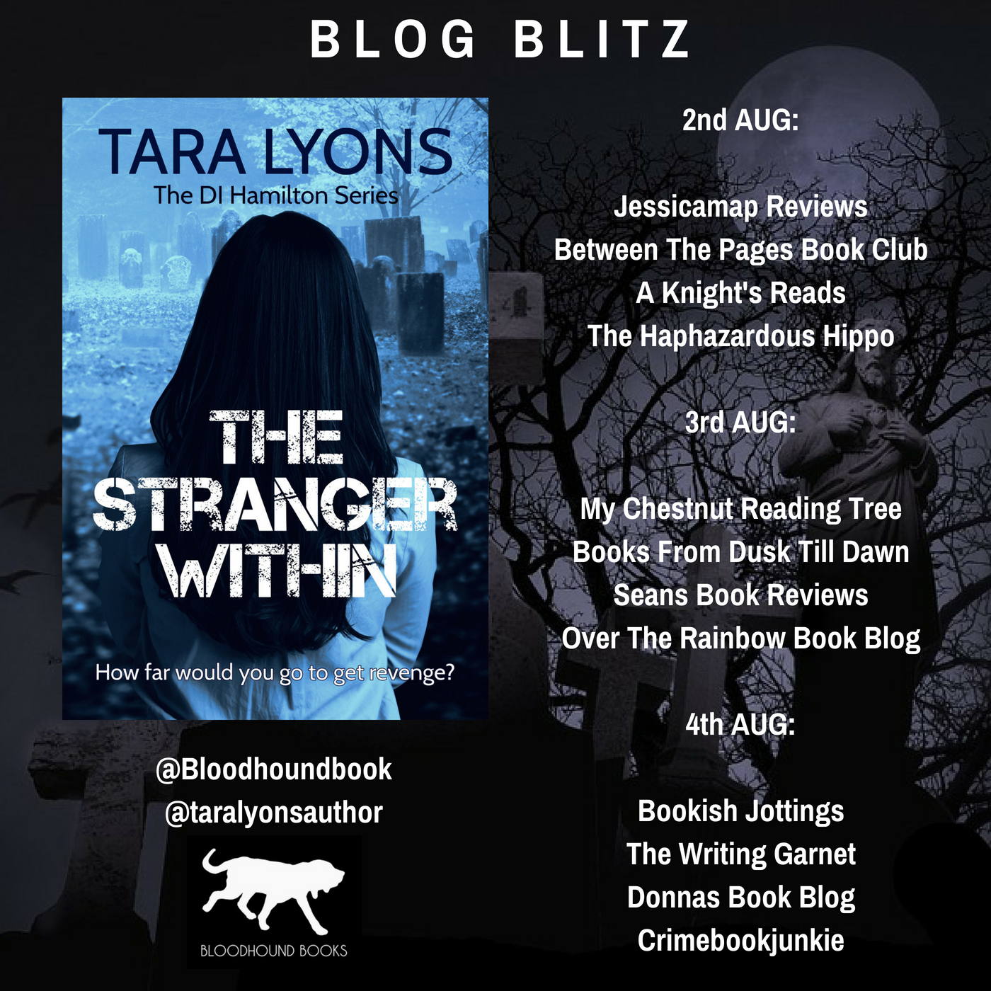 Blog Blitz & Review – The Stranger Within by Tara Lyons – Jessicamap