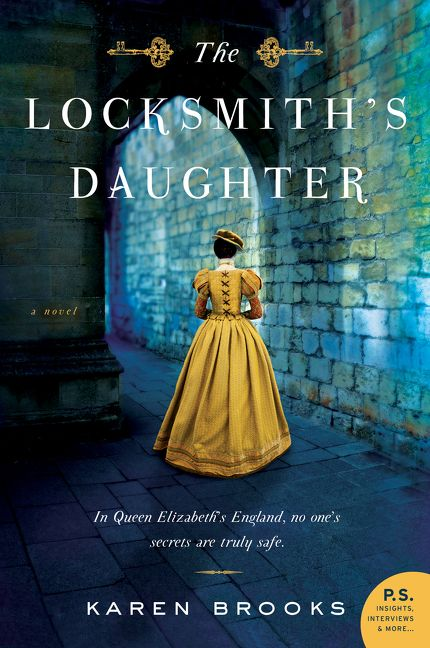 The Locksmith's Daughter cover