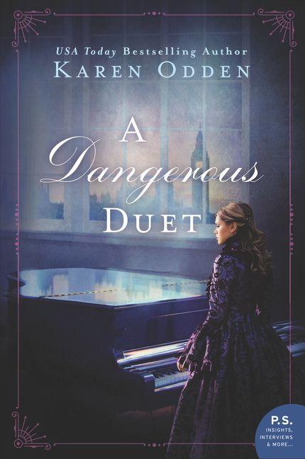 A Dangerous Duet cover