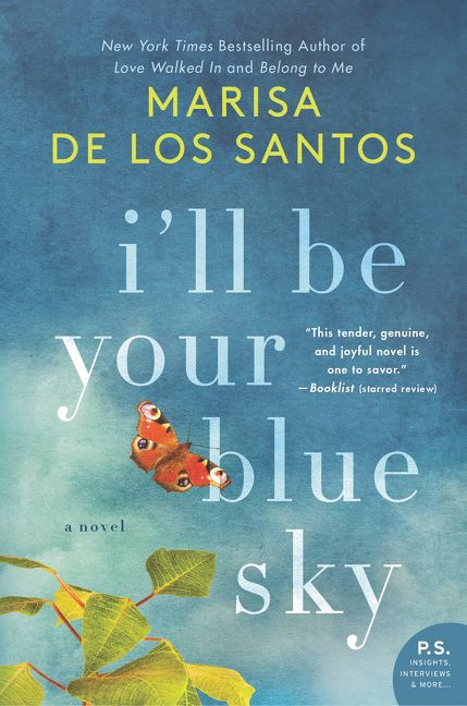 I'll Be Your Blue Sky PB cover