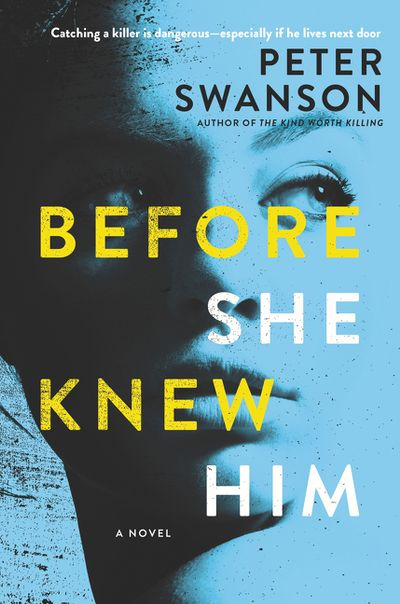Before She Knew Him cover