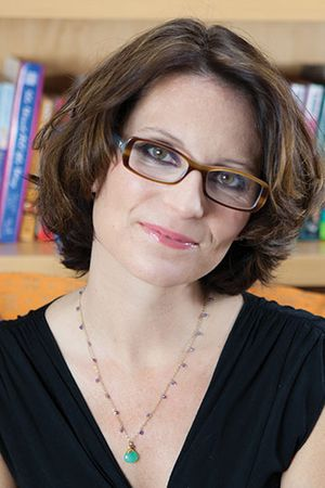 Meg Cabot AP Photo by Lisa DeTullio Russell