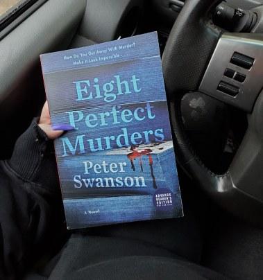 Eight Perfect Murders Peter Swanson