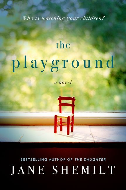 The Playground cover