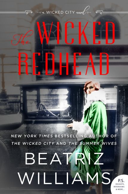 The Wicked Redhead cover
