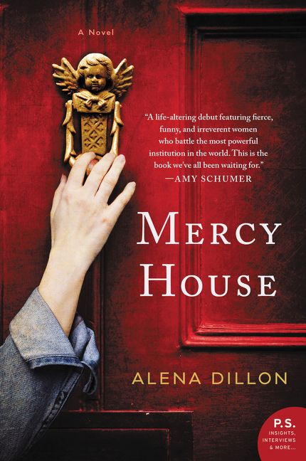 Mercy House cover