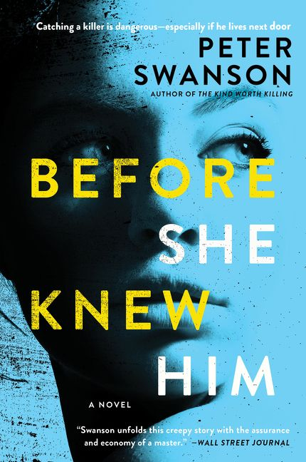 Before She Knew Him PB cover