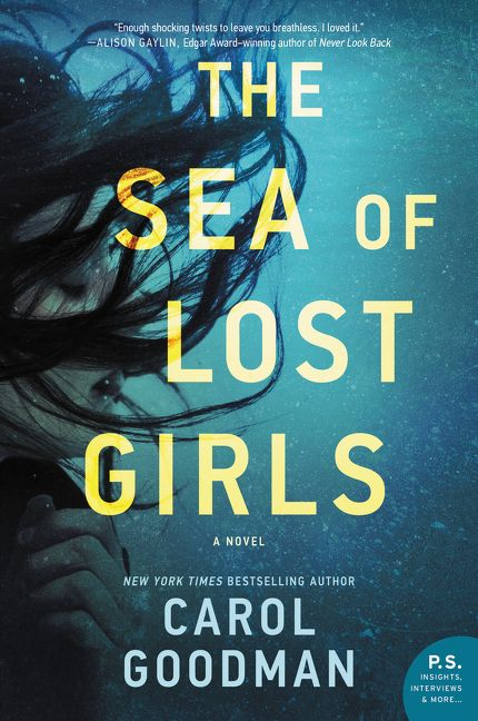 The Sea of Lost Girls cover
