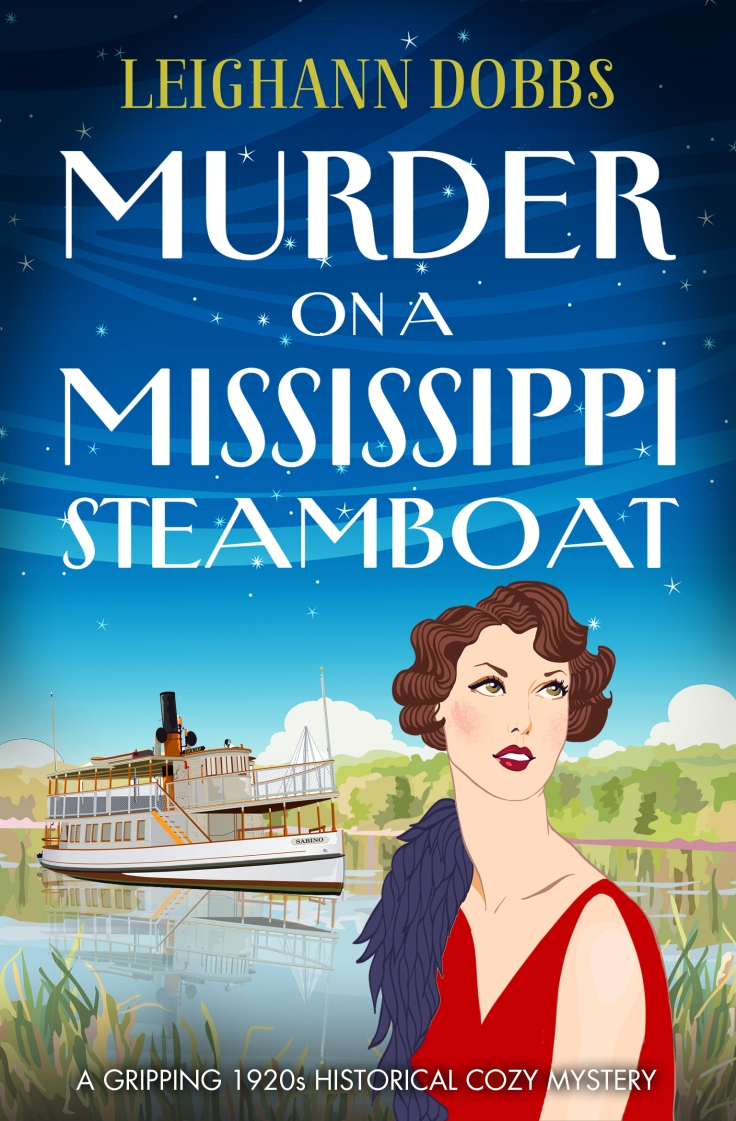 MURDER ON A MISSISSIPPI STEAMBOAT HI