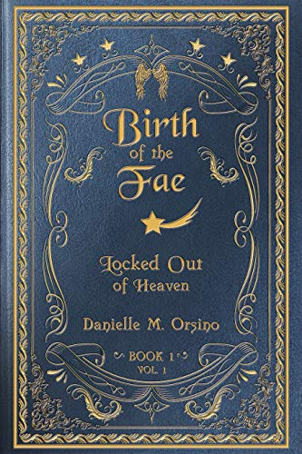 Birth of the Fae cover